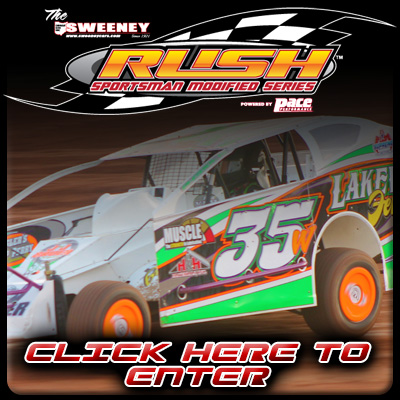 Enter RUSH Sportsman Modified Website